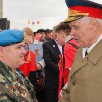 Встреча ветеранов :: Иван Нищун