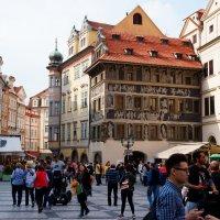 Прага :: Андрей Тихомиров