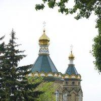 Храм в г. Пятигорске :: Наталия Сарана