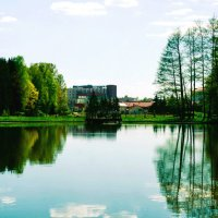 Тихое озеро :: Viktor Heronin