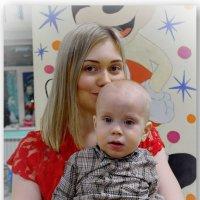 С мамочкой любимой! :: A. SMIRNOV