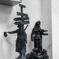 Не просто статуэтка из музея. :: Александр Кемпанен