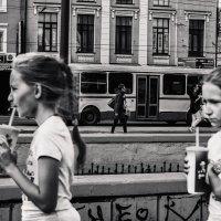 Две Девочки :: Константин Керн