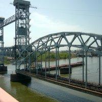 Железнодорожный мост через Дон :: Надежда