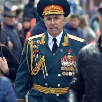 Генерал :: Андрей Кобриков