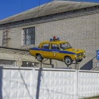 Теперь памятник :: Сергей Цветков