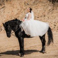 На коне ... :: Екатерина