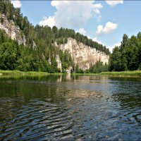 Летом на Среднем Урале :: Leonid Rutov