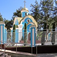 Церковь Георгия Победоносца :: Валерий Дворников