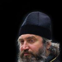 Отец Вячеслав. :: Павел Петрович Тодоров