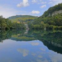 Голубое озеро. Кабардино-Балкария. :: Александр Алексеенко