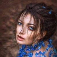 Весны голубые глаза :: Илона Баимова