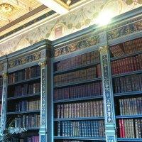 библиотека в замке Уорвик :: Марина Домосилецкая
