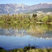 Озеро :: Евгения Крохалева