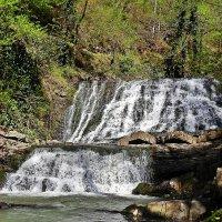 Верхний Змейковский водопад :: Елена Павлова (Смолова)