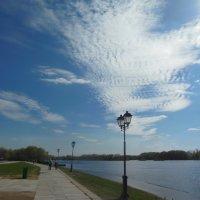 Набережная реки Волхов. Великий Новгород :: Татьяна
