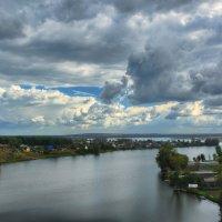 Река Нейва на Урале :: vladimir Bormotov