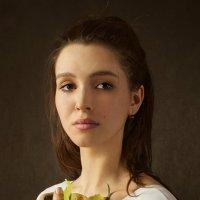 Орхидея :: Юрий Лужавин
