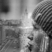 Реклама для Мегафона :: Юрий Яньков