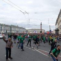 На роликах по центру Петербурга :: tipchik