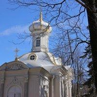 Дворцовая Троицкая церковь (архитектор А.И.Штакеншнейдер) :: Valentina Altunina