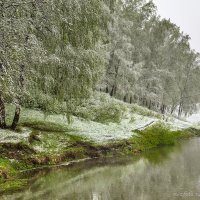 Снег в мае :: Ник Мелон