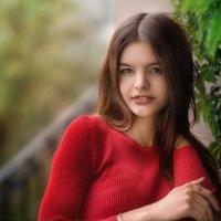 Парящая Юлия :: Александр Дробков