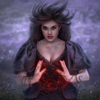 Sorceress :: Irina Safronova