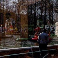 Парк аттракционов... :: Валерий Молоток