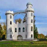 Дворец на Павлинем острове в Берлине :: Valentina M.