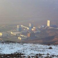 Вид с горы на рудник :: Сергей Карцев