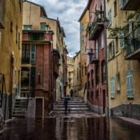 A rainy day in Nice :: Dmitry Ozersky