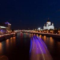 Вечерний город :: Юрий Кольцов