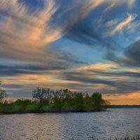 ...а это просто небо в облаках.. :: Galina