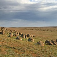 Каменные шары :: Галина Ильясова