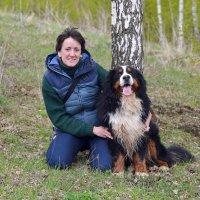 я  и моя собака :: Наталия Кожанова