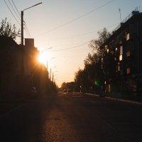 Восход :: Алёна Тарханова
