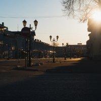 Начало нового дня :: Алёна Тарханова