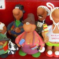 Смешные куклы :: татьяна