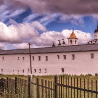 Свято-Троицкий Александро-Свирский монастырь** :: Valeriy Piterskiy