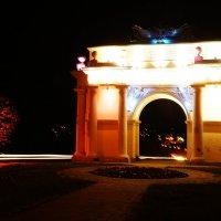 триумфальная арка(новочеркасск) :: валентин яблонский