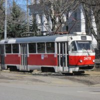 Шёл по городу трамвай :: Дмитрий Никитин