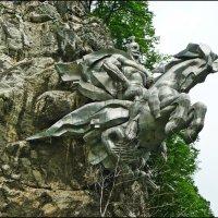 Уастырджи (Святой Георгий Победоносец) Покровитель мужчин,путников,воинов,защитник бедных :: Надежда
