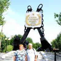 Памятник погибшим кораблям. :: Александр Владимирович Никитенко