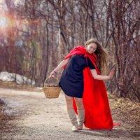 По лесной дорожке :: Елена Тарасевич (Бардонова)