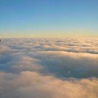 Под крылом самолета :: Galina Belugina