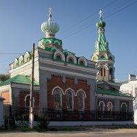 Успенский храм. Моршанск. Тамбовская область :: MILAV V