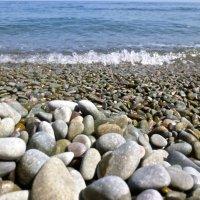 прибрежные камешки на Чёрном море :: Елена