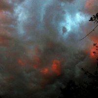 И разверзлись небеса... :: veilins veilins