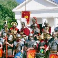 Ave, Caesar, morituri te salutant ! :: Vera Ostroumova